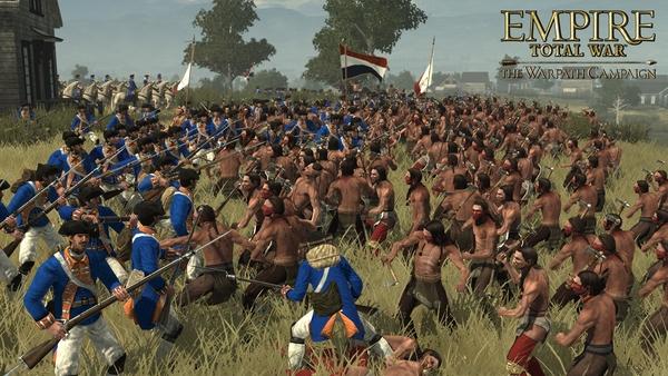 скриншот Empire: Total War - The Warpath Campaign 2