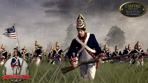 скриншот Empire: Total War - Elite Units of America 0