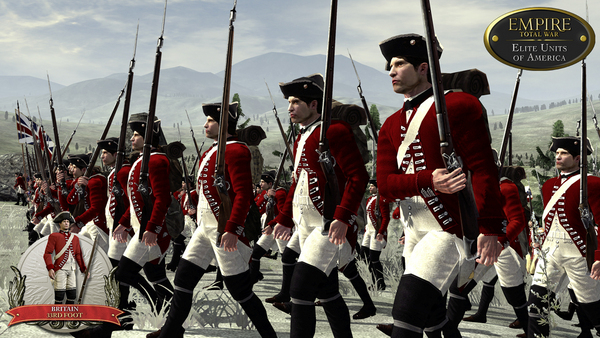 скриншот Empire: Total War - Elite Units of America 4