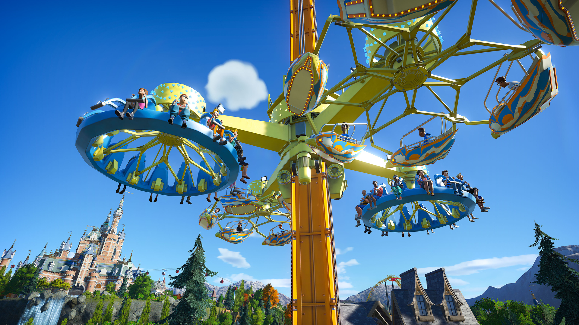 Planet Coaster - Classic Rides Collection