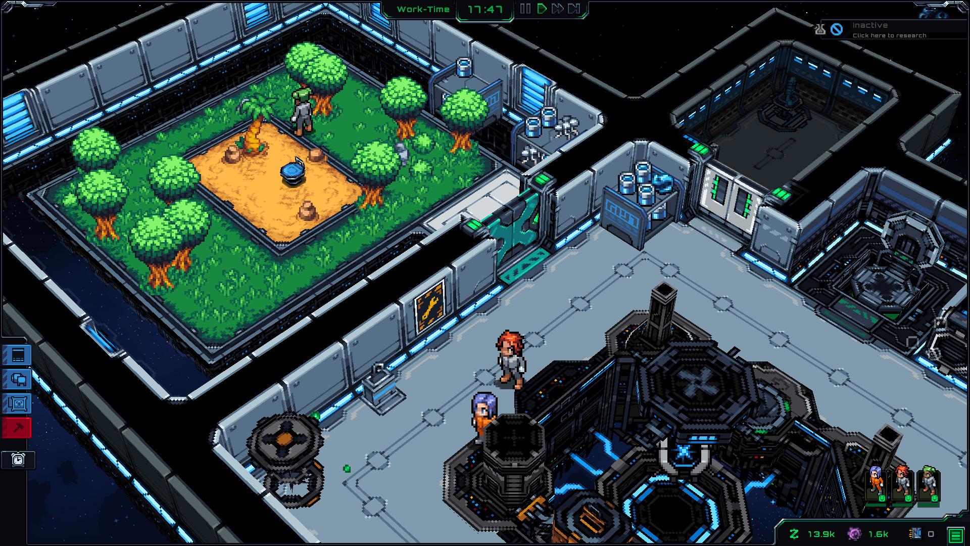 Starmancer screenshot 1
