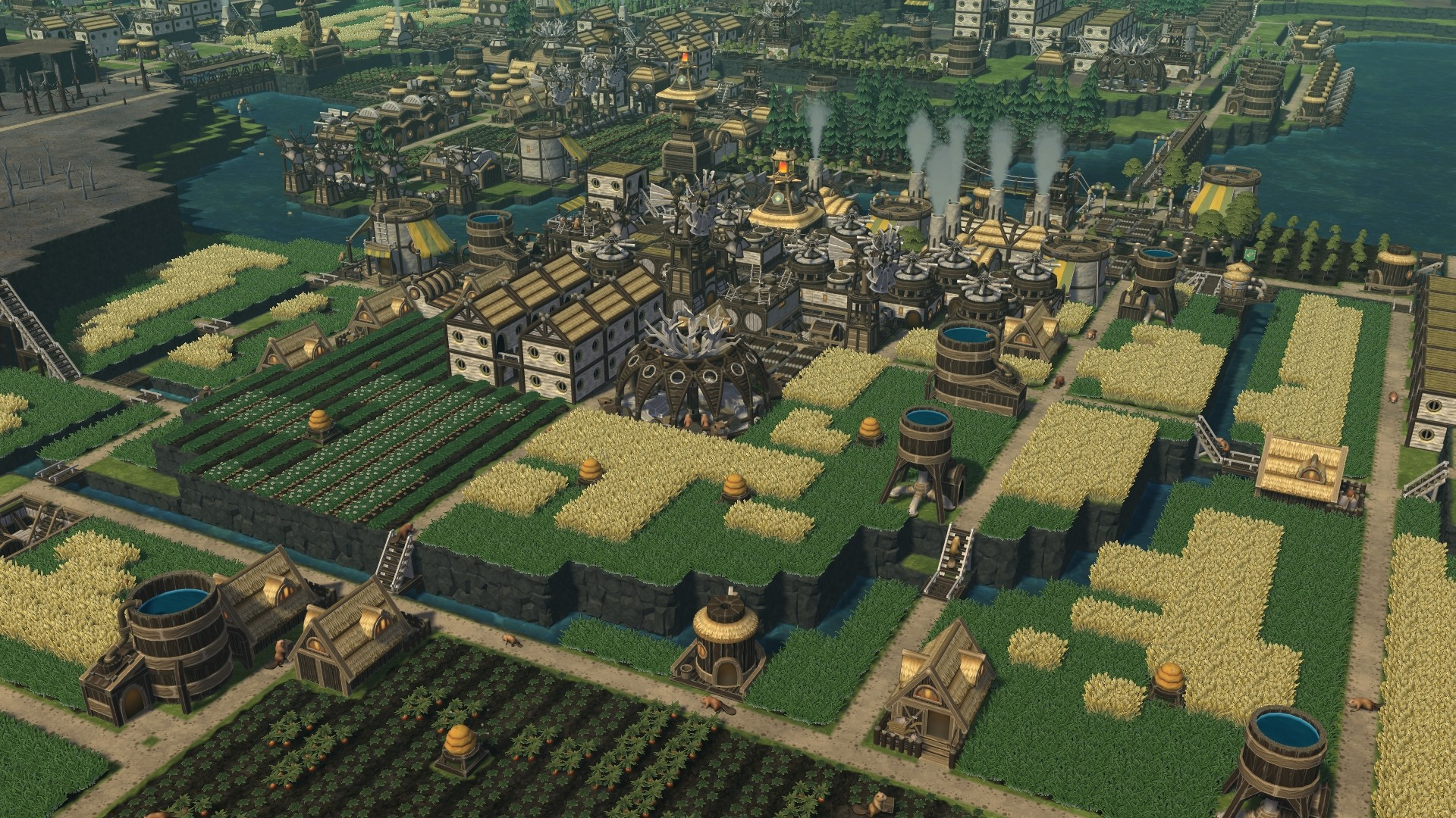 Timberborn screenshot 3