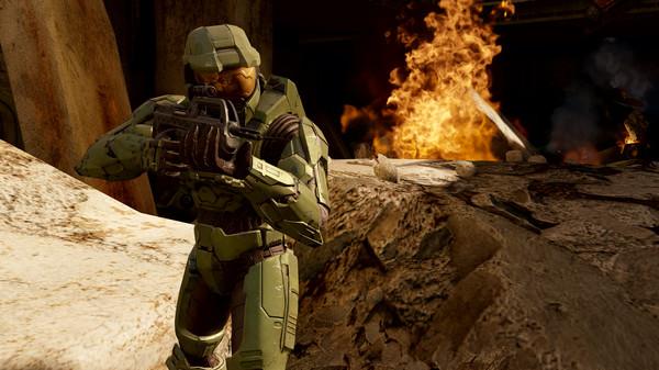 Скриншот №4 к Halo 2 Anniversary