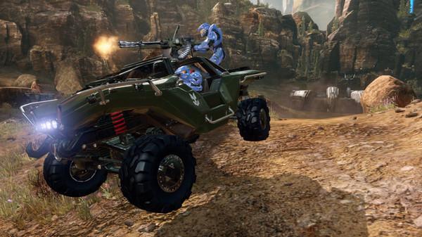 Скриншот №8 к Halo 2 Anniversary