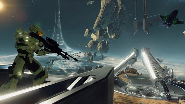 Скриншот №6 к Halo 2 Anniversary