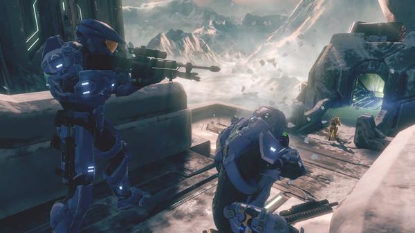Скриншот №5 к Halo 2 Anniversary