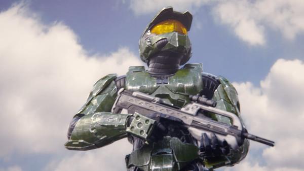 Скриншот №1 к Halo 2 Anniversary