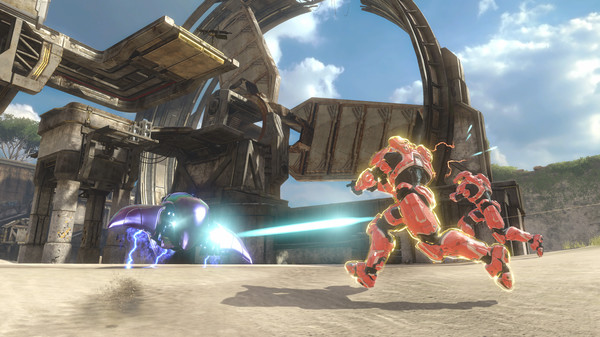 Скриншот №7 к Halo 2 Anniversary
