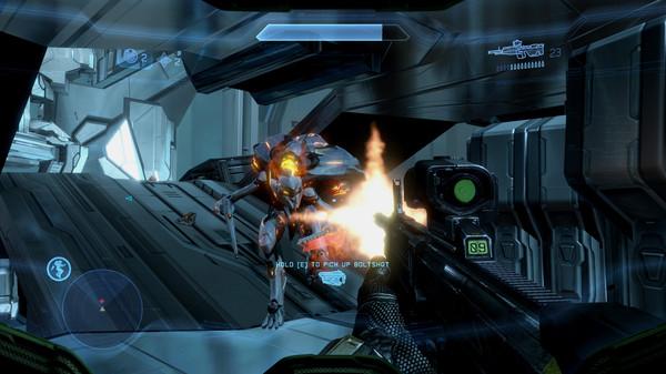 Скриншот №2 к Halo 4