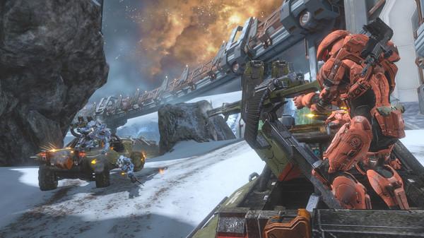 Скриншот №8 к Halo 4