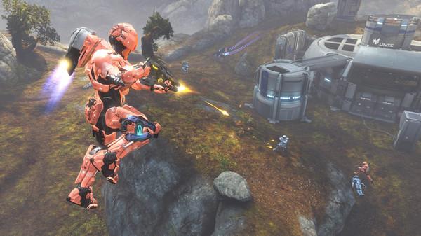 Скриншот №10 к Halo 4