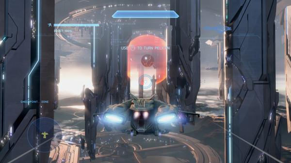 Скриншот №1 к Halo 4
