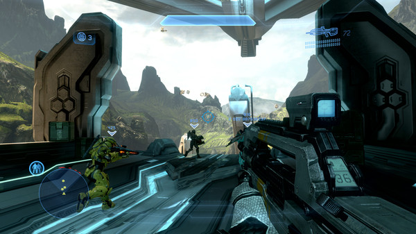 Скриншот №11 к Halo 4