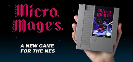 Micro Mages Cover Image