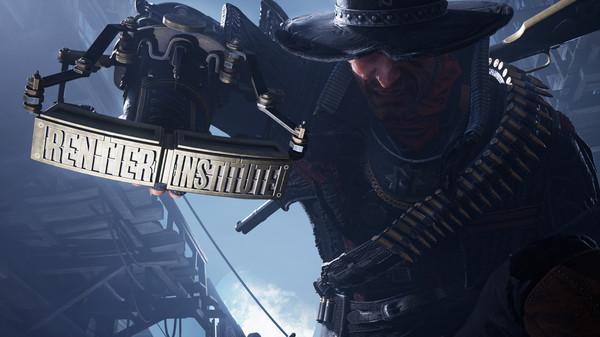 Скриншот №3 к Evil West