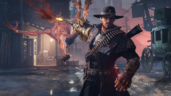 Скриншот №1 к Evil West