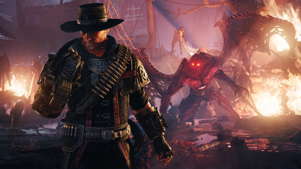 Скриншот №2 к Evil West