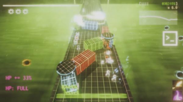 Скриншот №11 к Prototype-CUBE