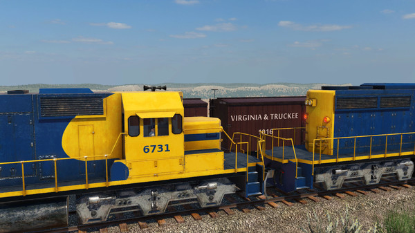 Transport Fever 2 Screenshot
