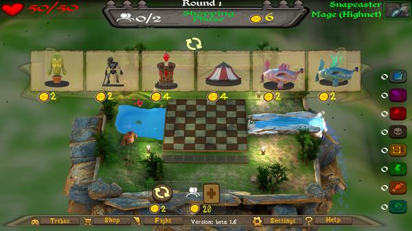 Idle Chess Story screenshot