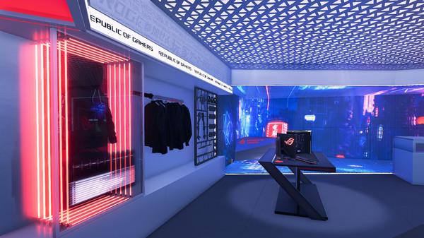 Скриншот №4 к PC Building Simulator - Republic of Gamers Workshop