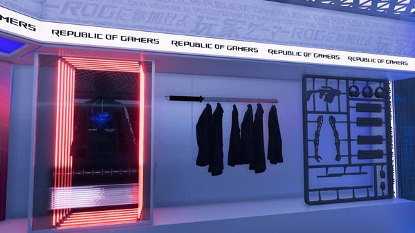 Скриншот №7 к PC Building Simulator - Republic of Gamers Workshop