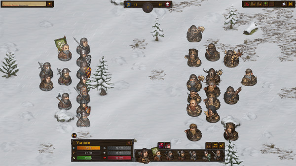 Скриншот №2 к Battle Brothers - Warriors of the North