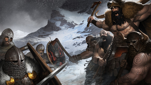 Скриншот №1 к Battle Brothers - Warriors of the North