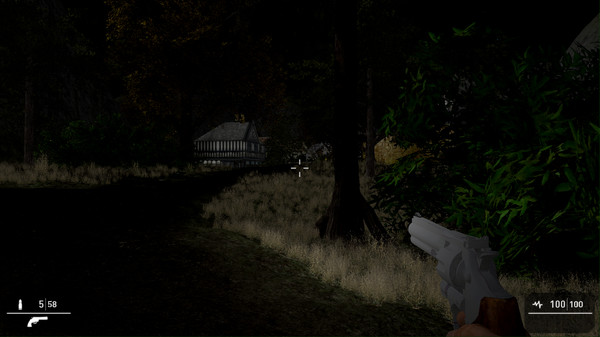 THE RITUAL (Indie Horror Game) screenshot