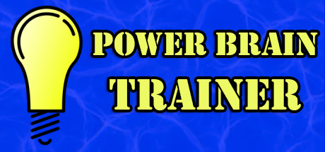 Power Brain Trainer Cover Image