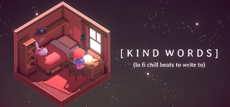 Kind Words (lo fi chill beats to write to) Cover Image