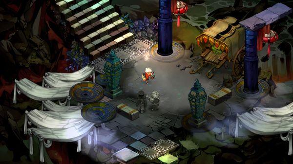 Bastion скриншот