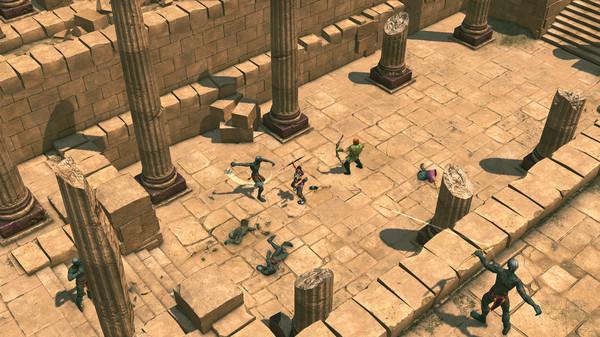 Скриншот №10 к Titan Quest Atlantis