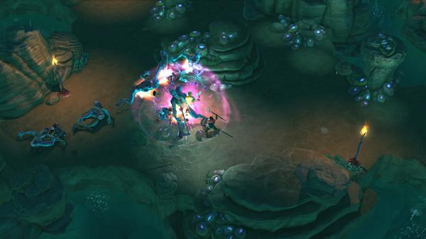 Скриншот №2 к Titan Quest Atlantis