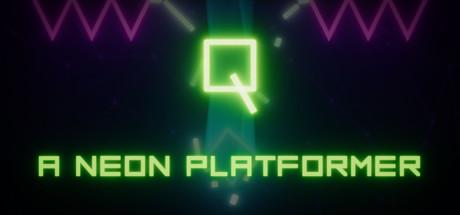 Q - A Neon Platformer Cover Image