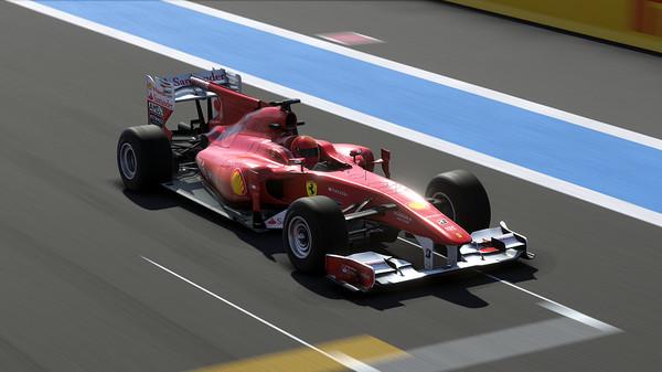 Скриншот №3 к F1 2019 Anniversary Edition DLC