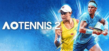 AO Tennis 2 Cover Image