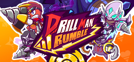 Drill Man Rumble Cover Image