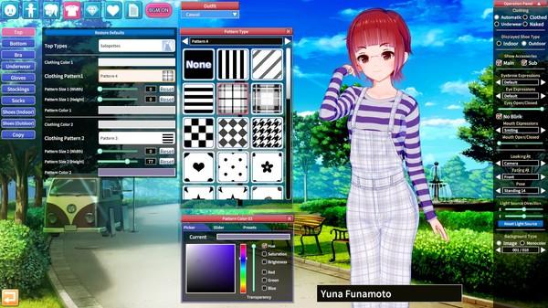 Скриншот №5 к コイカツ!  Koikatsu Party