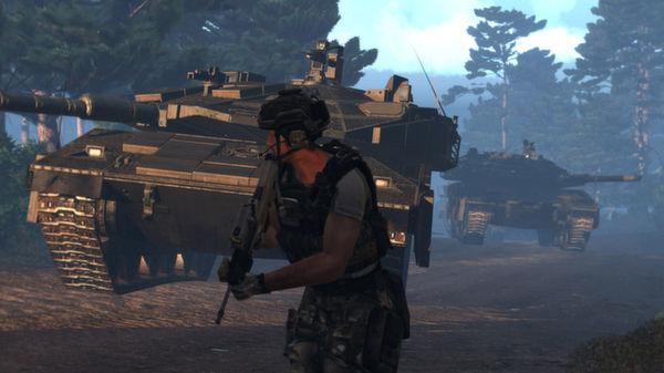 Arma 3 скриншот