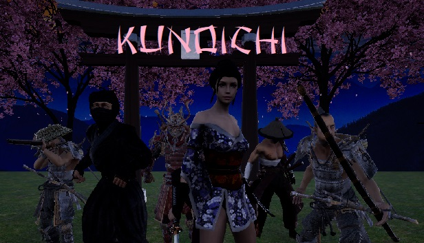 Kunoichi Game