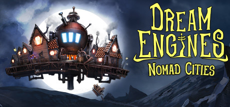 Dream Engines: Nomad Cities - A survival city builder with flying cities Free Download