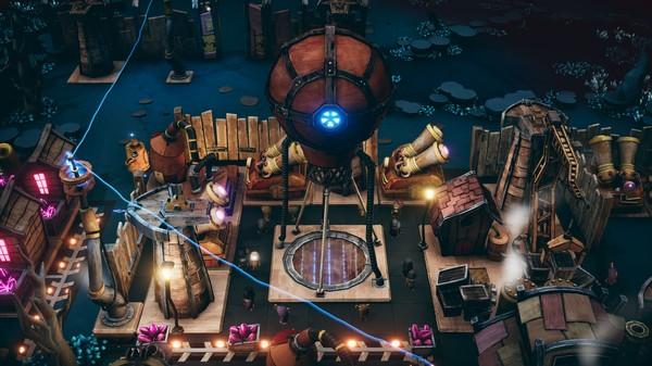 Dream Engines: Nomad Cities Screenshot 21