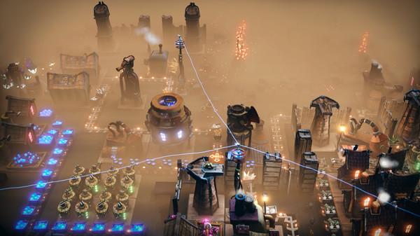 Dream Engines: Nomad Cities Screenshot 5