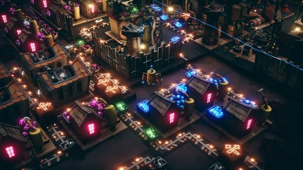 Dream Engines: Nomad Cities Screenshot 15