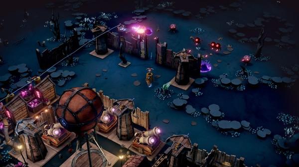 Dream Engines: Nomad Cities Screenshot 1