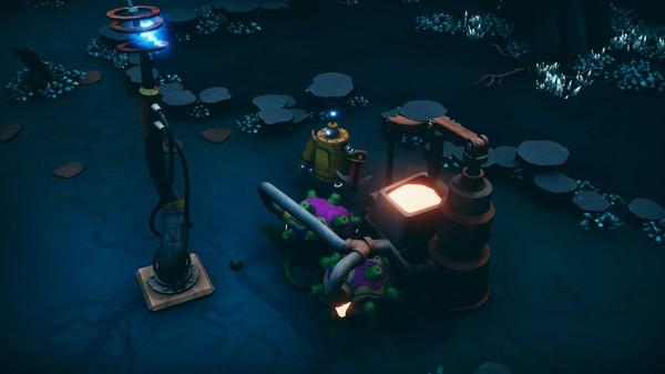 Dream Engines: Nomad Cities Screenshot 16