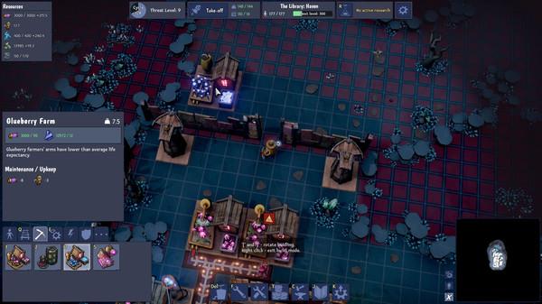 Dream Engines: Nomad Cities Screenshot 4