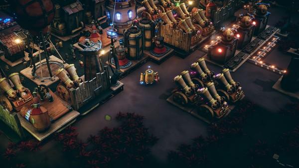 Dream Engines: Nomad Cities Screenshot 19