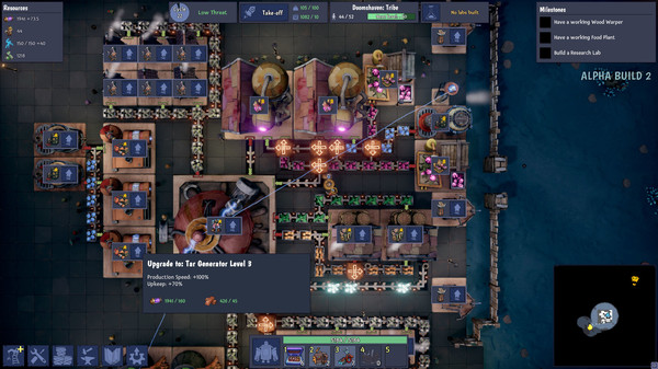 Dream Engines: Nomad Cities Screenshot 6